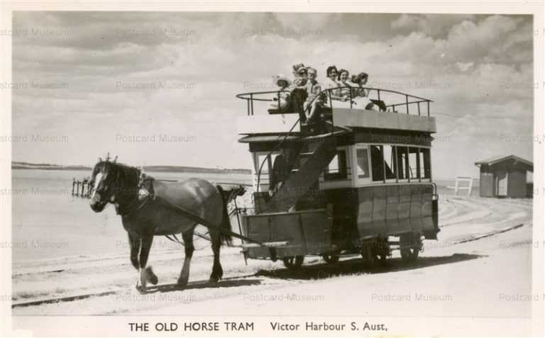 trm320-Victor Harbour Horse Tram