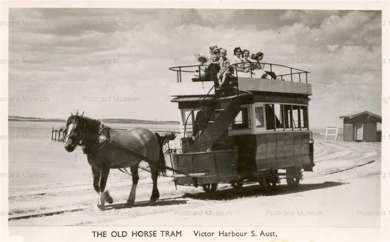 trm320-Victor Harbour Horse Tram
