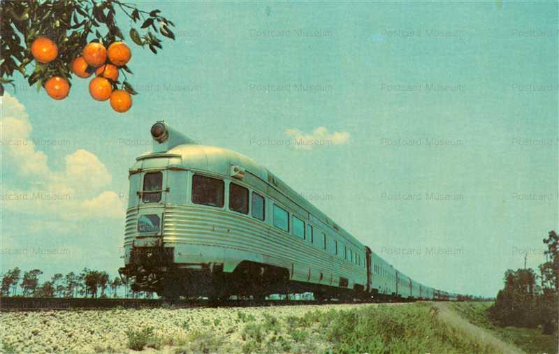 trm425-Silver Meteor Train