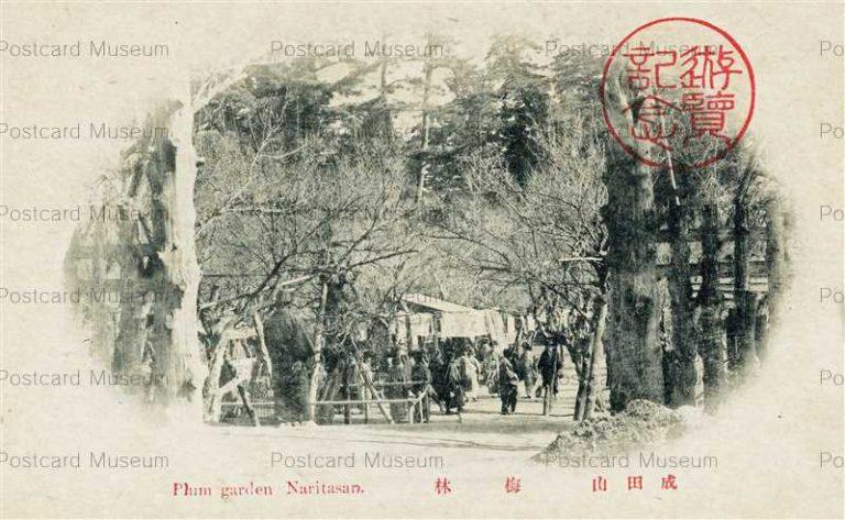 lb558-Plum garden Naritasan Chiba 梅林 成田山 千葉