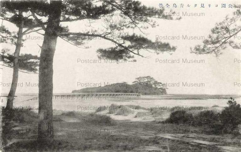 miy365-Aoshima 公園ヨリ青島全景