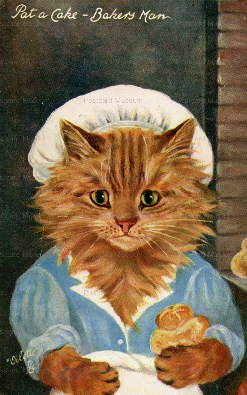 acc307-G.L.Barnes Bakery Cat