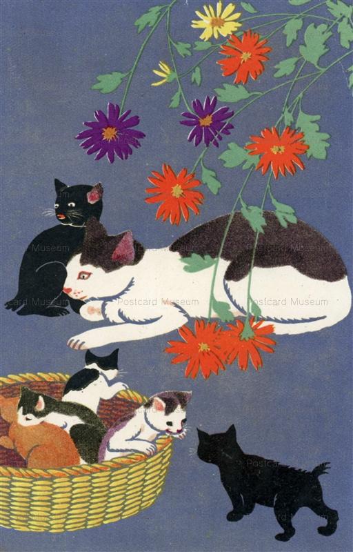cat150-猫の親子
