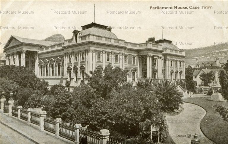 gsa008-Parliament House Cape Town