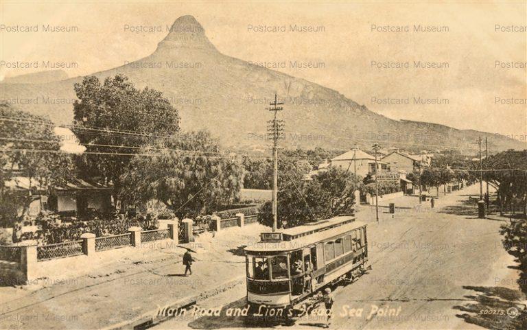 gsa009-Main Road Lion's Head Sea Point Cape Town
