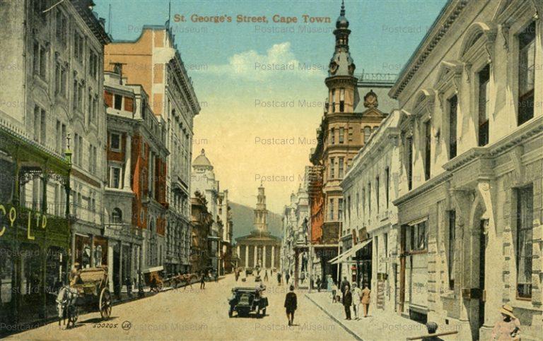 gsa014-St. George's Street Cape Town