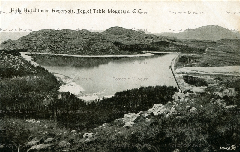 gsa028-Hely Huchinson Reservoir Top of Table Mountain C.C.