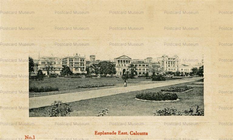 ind013-Esplanade East Calcutta