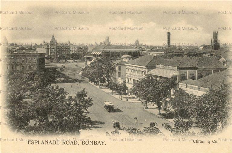 ind112-Esplanade Road Bombay