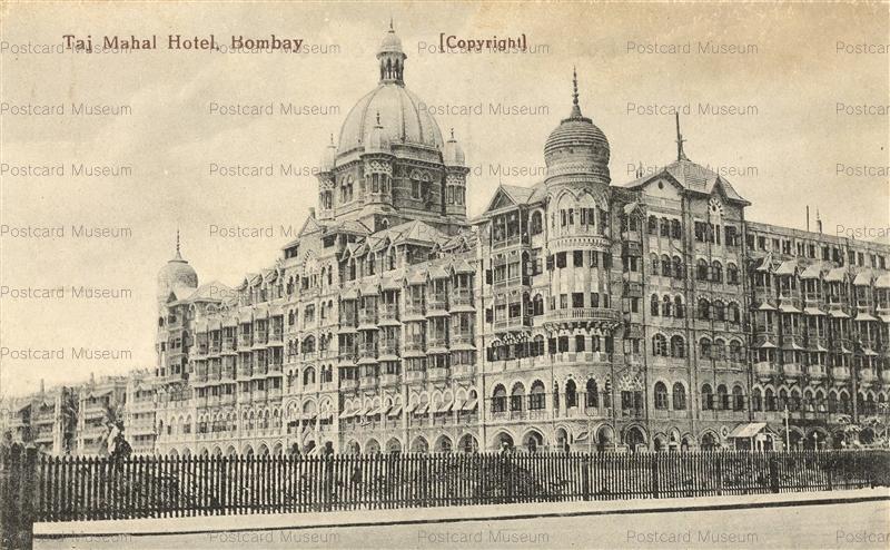 ind123-Taj Mahal Hotel Bombay
