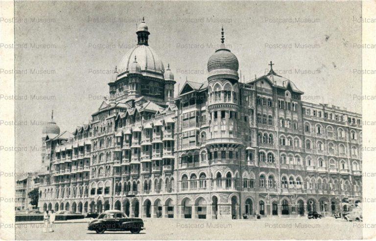 ind127-The Taj Mahal Hotel Bombay