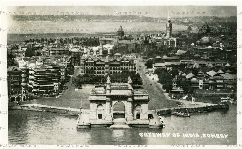 ind192-Gateway of India Bombay