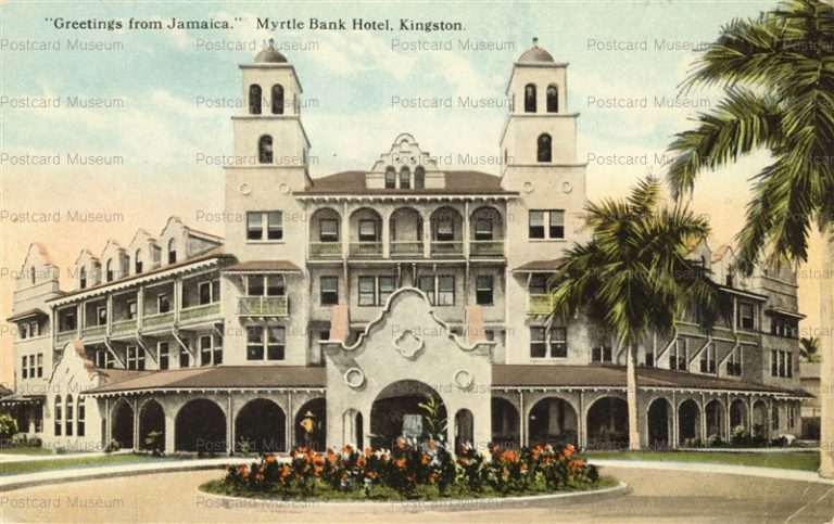 saj035-Myrtle Bank Hotel Kingston