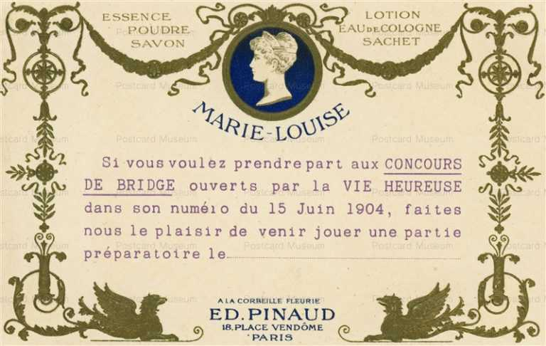 ad195-Marie Louise