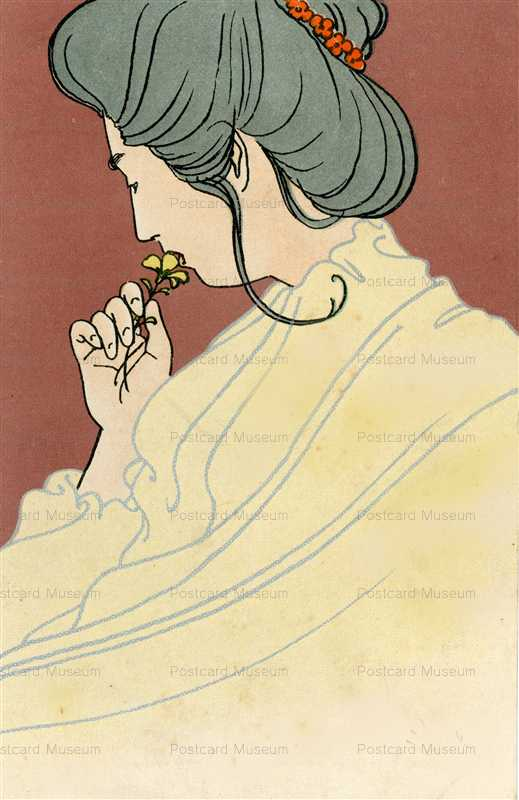 an150-花もつ美人
