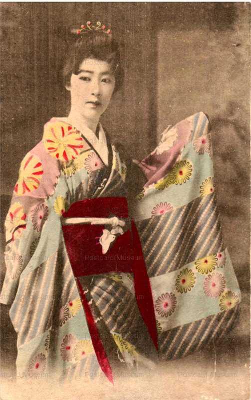 bg009-元禄袖