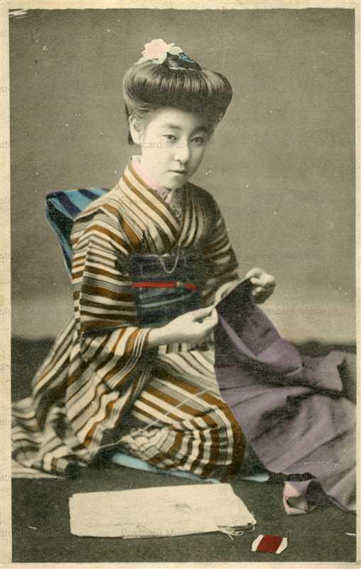 bre010-栄龍 裁縫