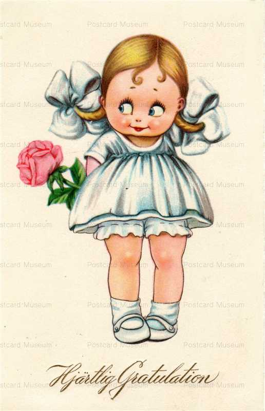c016-Girl with Rose
