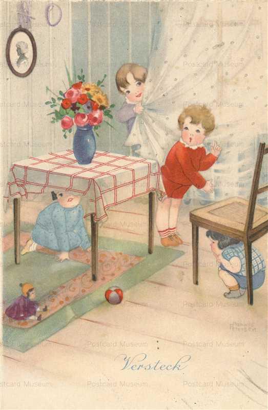 c180-Hannes Petersen Children Play