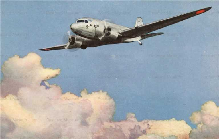 ca875-プロペラ機