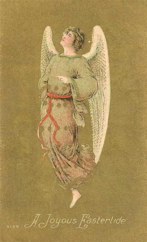 e435-Easter Angel