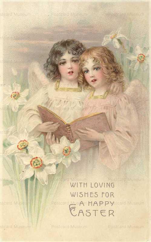 e450-Easter Angel Song