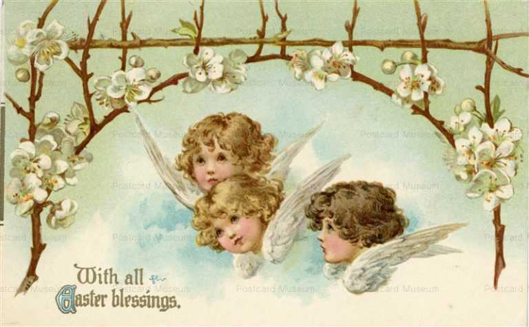 e532-Easter Angels