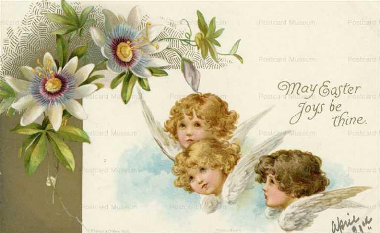 e534-Easter Angels