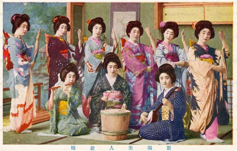 ez106-新潟美人の盆踊り