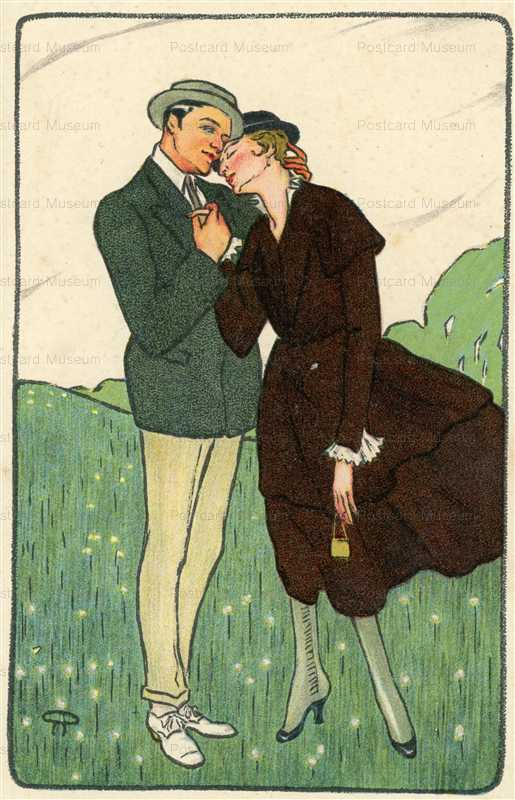 fa170-Romantic Couple Sensual