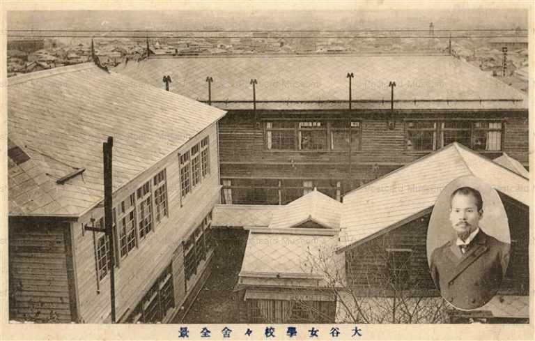 fga310大谷女学校校舎全景