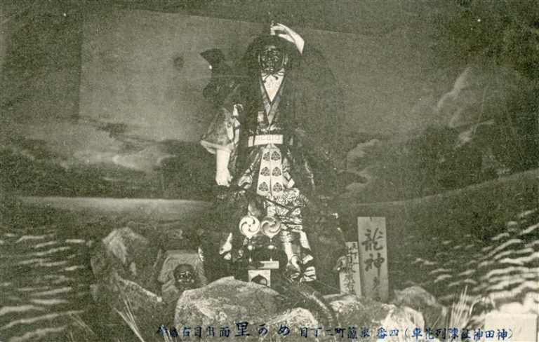 fm045-神田神社陳列花車