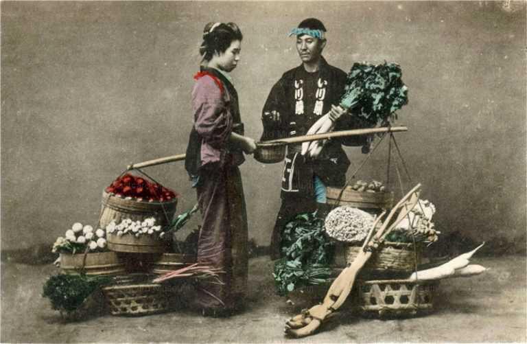 fr006-野菜売り