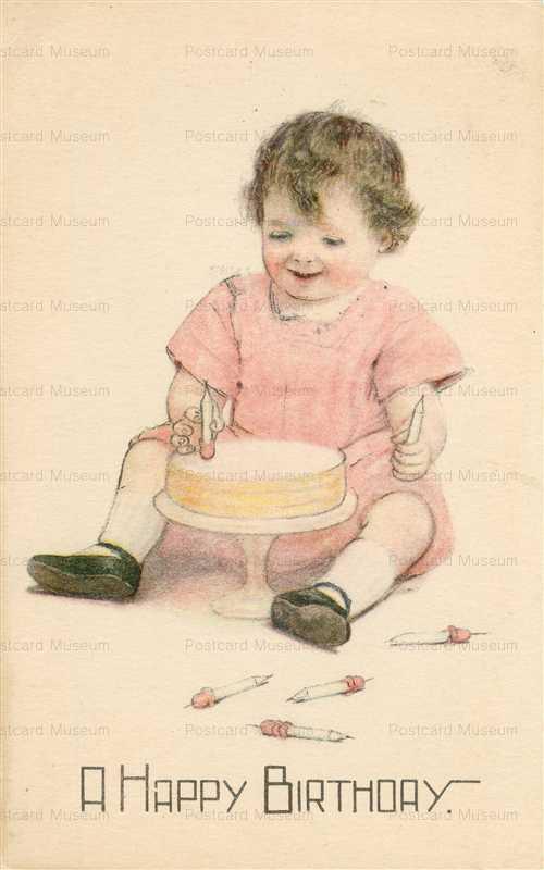 hb055-A Happy Birthday