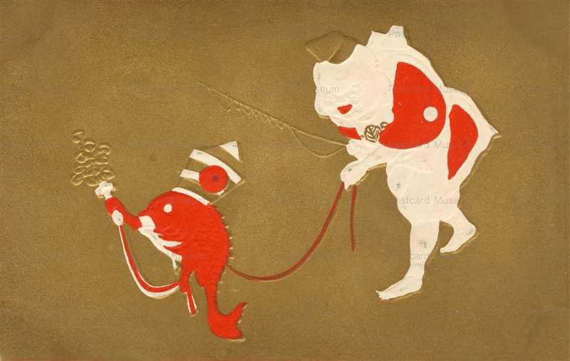 hc060-鯛の神主と恵比寿