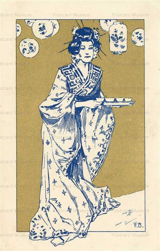 jp003-Glamour Japanese Ladies 3