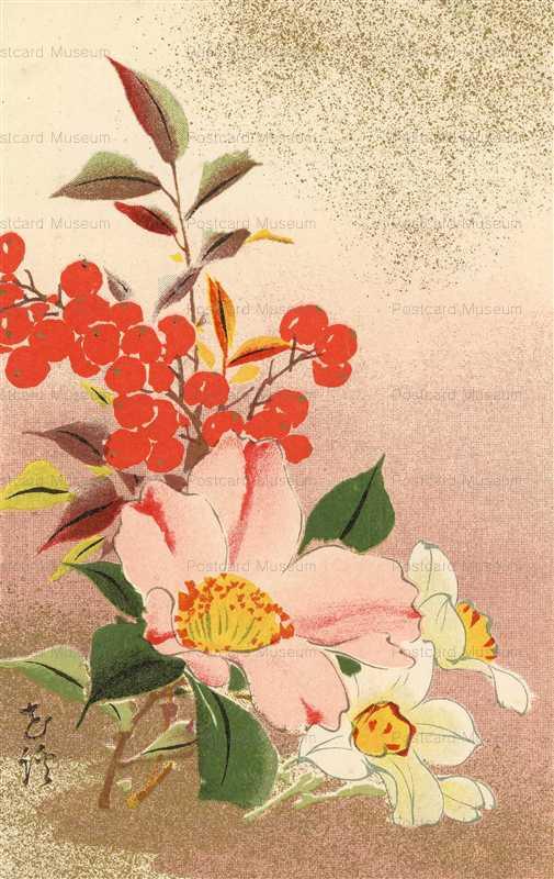 kfg003-Camellia 椿