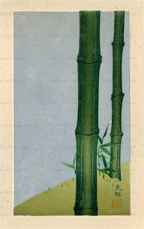 kfg012-光琳 竹