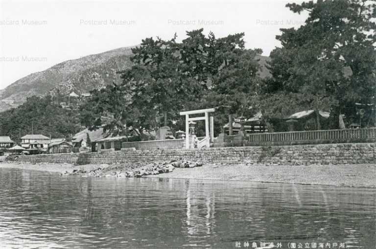 ok1215-Sotourakamisima shrine 外浦神島神社 笠岡