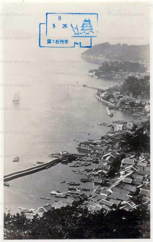 ok1266-Shimotsui Port 下津井港