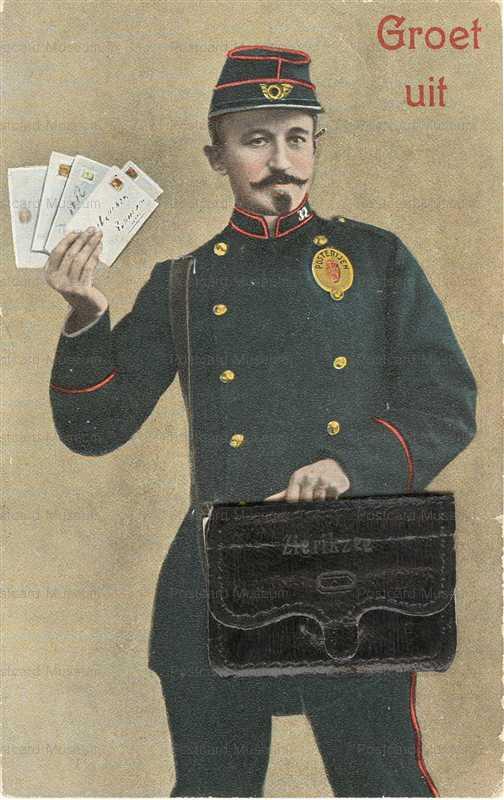 ra001-Postman Accordion