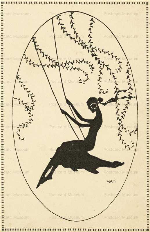 sib220-Silhouette Swing Art MKH