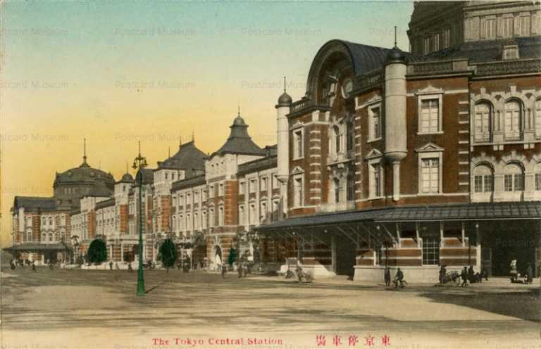 ts015-Tokyo Central Station 東京停車場
