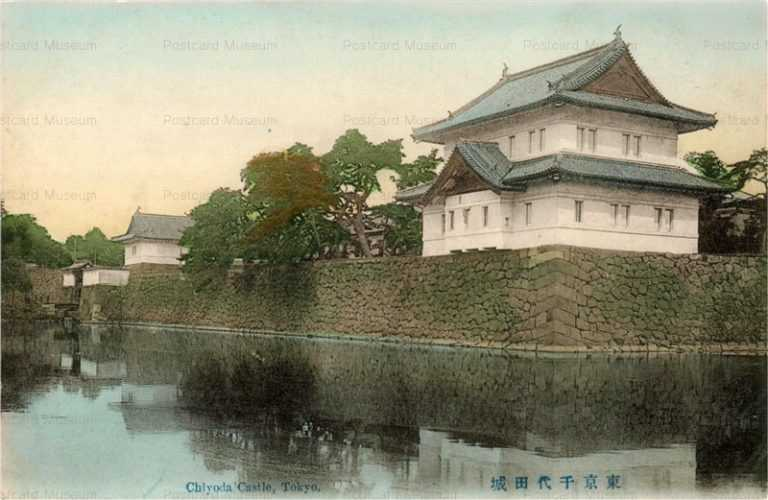 ts420-Chiyoda Castle,Tokyo 東京千代田城