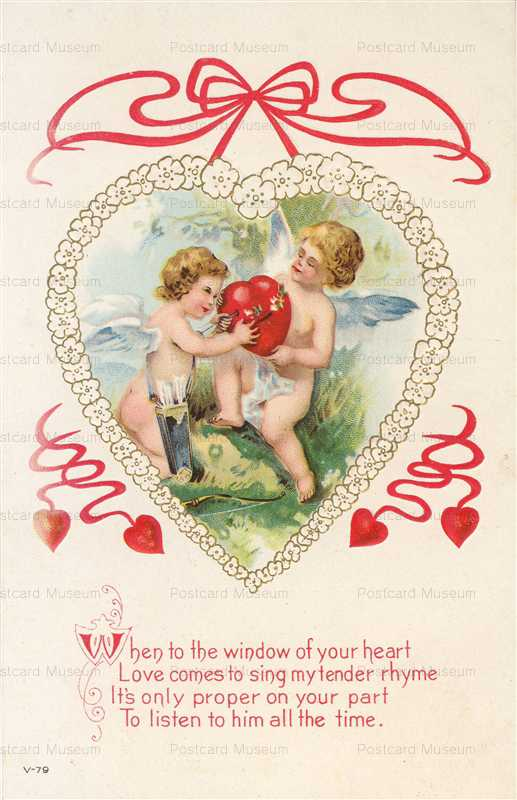 v252-Cupid & Heart