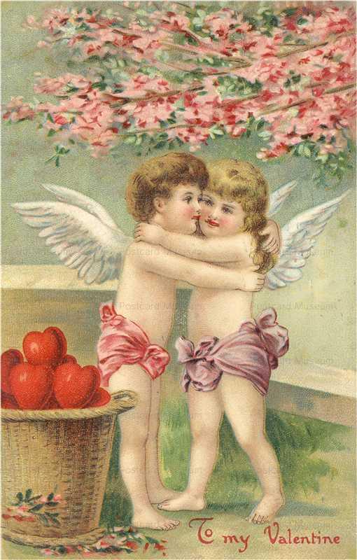 v260-Cupid Holds