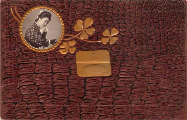 wk008-美人 財布