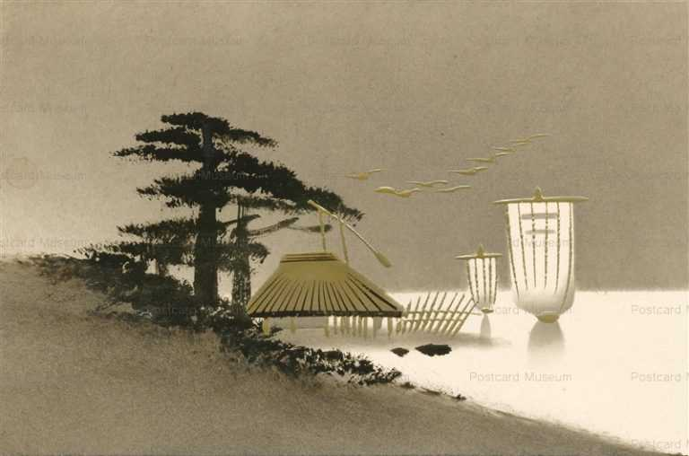 wk114-海辺の松