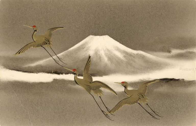 wk180-富士 鶴