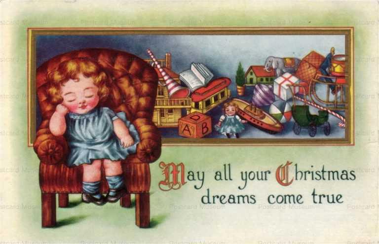 xm004-Christmas Dream